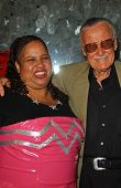 Fat Momma and Stan Lee at the