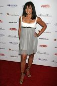 Tisha Campbell at the DESIGNCARE 2007 Fundraiser to benefit those battling debilitating disease and