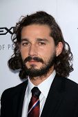 Shia LaBeouf at the