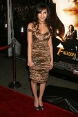 Kristin Herrera at the Los Angeles Premiere of