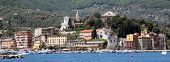 SANTA MARGHERITA, ITALY - MAY 04,2014: Santa Margherita Ligure is a comune (municipality) in the pro