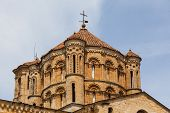Great Romanesque Dome In Toro Collegiate Church In Zamora