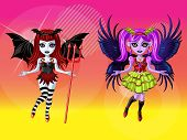 Evil Girls Dress Up1
