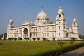 Landmark Building Of Calcutta Or Kolkata, Victoria Memorial