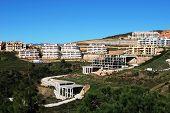 Construction site, Calahonda, Spain.