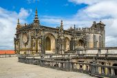 foto of templar  - Knights of the Templar Convents of Christ Tomar - JPG