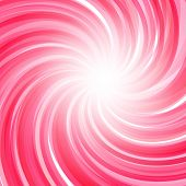 Twisted Candy Background. Strawberry Yogurt, Peppermint Candy, Sweet Backdrop