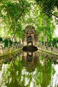 Fountain, Paris-landmark, France