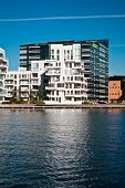 modern buildings in Copenhagen