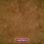 pattern background retro vintage design