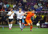Uefa Euro 2012 Game Netherlands Vs Germany