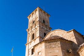 stock photo of larnaca  - Ayious Lazarus Ayious Lazarus Church Larnaca Cyprus Church Larnaca Cyprus - JPG