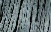 Wet Crack Wood Plank Background