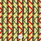 Mosaic. Seamless geometrical background. Abstract vector Illustration. Can be used for wallpaper, web page background, book cover.