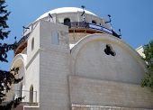 stock photo of mosk  - Beit Yaakov Synagogue  - JPG