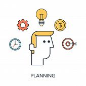 Planning Infographic