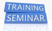 Training Seminar blocks