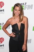 LOS ANGELES - DEC 5:  Renee Bargh at the KIIS FM's Jingle Ball 2014 at the Staples Center on December 5, 2014 in Los Angeles, CA