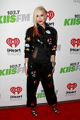 LOS ANGELES - DEC 5:  Gwen Stefani at the KIIS FM's Jingle Ball 2014 at the Staples Center on December 5, 2014 in Los Angeles, CA