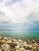 The Sea Of Galilee Landscape