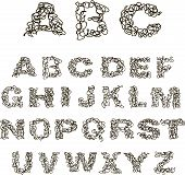 Thread alphabet
