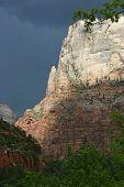 Zion National Park cliff