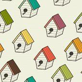 Doodle Birdhouses