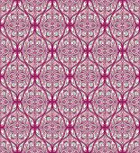 Seamless Purple Turquoise Pattern