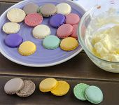 Traditional Parisian Macarons