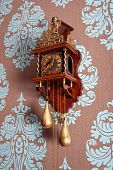 Antique Dutch Wall Clock