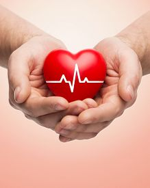 pic of beating-heart  - family health - JPG