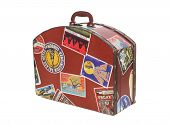 World Travelers Suitcase