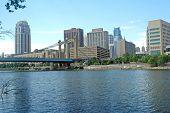 Minneapolis Across Waters