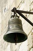 old bell in Avignon