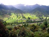Stunning Tibetan Landscape