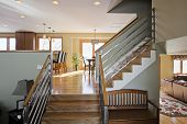 Home Remodel Stairway