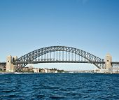 a great image of sydney harbour bridge