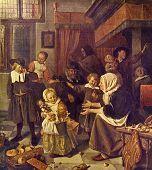 Jan Havickszoon Steen (1626 - 1679)