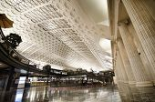 stock photo of amtrak  - Union Station interior architecture - JPG