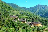 Hakka dwellings in China