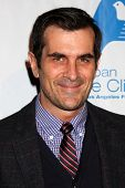 LOS ANGELES - NOV 19:  Ty Burrell arrives to the The Saban Free Clinic's Gala at Beverly Hilton on N