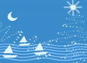 Three Ships On Christmas