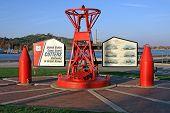 Coast Guard Monument