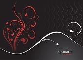 Stylish Abstract Background. Vector Illustration