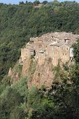 Calcata Ancient Village