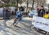 The Cyclist Matthews Michael- Paris Nice 2013 Prologue In Houilles