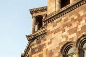 stone architectural details