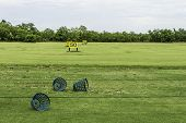 Empty Driving Range