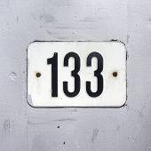 Постер, плакат: Number 133