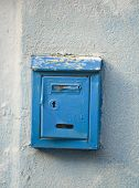 Traditional Old Postbox